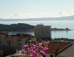 CLICK: Split, Baska voda, Brela - View to the islands Brac and Hvar