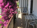 CLICK: Private accommodation - Summer terrace: A2+1